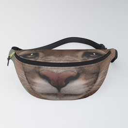 Mountain Lion Fanny Pack