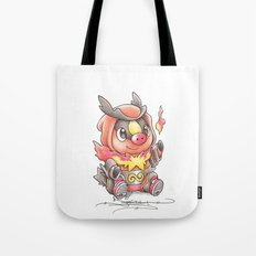 A Fire to be Kindled Tote Bag