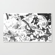 Is is worth it? Canvas Print