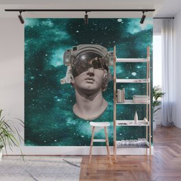 Time Lapse Wall Mural