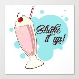 Shake It Up Canvas Print