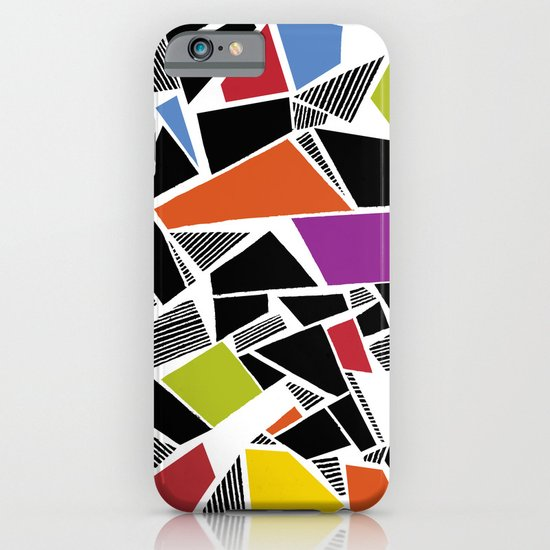 Carnivale Mosaics iPhone & iPod Case