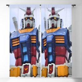 Gundam Stare Blackout Curtain