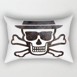 Heisenskull Rectangular Pillow