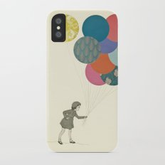 Party Girl iPhone X Slim Case