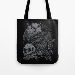 night watcher Tote Bag