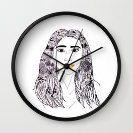 The Unspoken Wall Clock