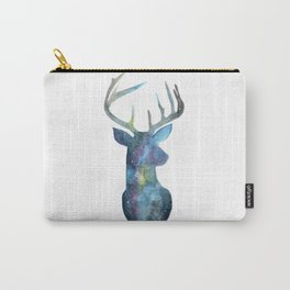 Galaxy Deer Carry-All Pouch