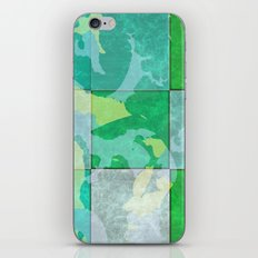 Tiled abstract iPhone & iPod Skin