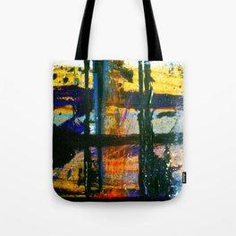 Easel Abstract 4 Tote Bag