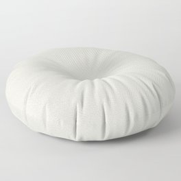 White leather texture Floor Pillow