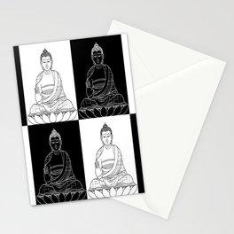 Ying & Yang Stationery Cards
