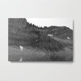 Marion Lake reflections Metal Print