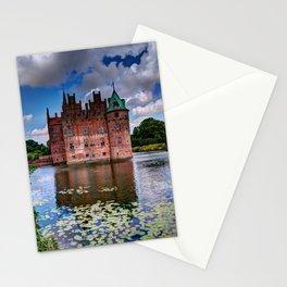 Egeskov castle, Denmark Stationery Cards