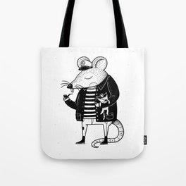 Rat Ship Tote Bag