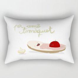 Pa amb tomàquet Rectangular Pillow