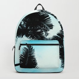 Turquoise Fun - nature photography Backpack