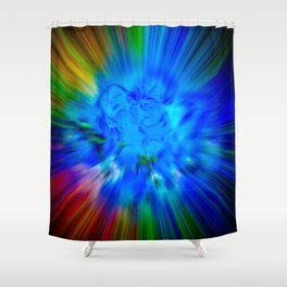 Hot Love -  Spring Feelings 100 Shower Curtain