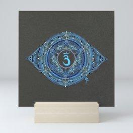 Third Eye Chakra Mini Art Print