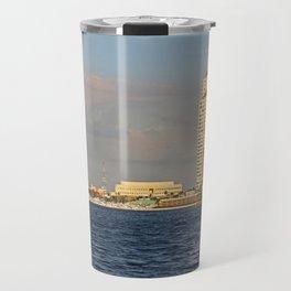 Shoreline in Fort Myers II Travel Mug