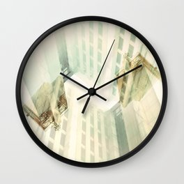 And this is what I see from here Wall Clock