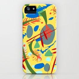 Tickle My Fancy iPhone Case