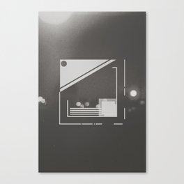 Apposite Canvas Print
