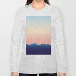 Hometown Sunset Long Sleeve T-shirt