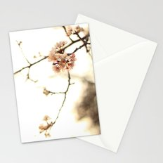pinky petals  Stationery Cards
