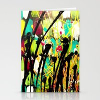 ruben Stationery Cards featuring Ruben by Del Otero Art