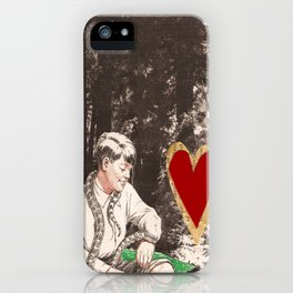 friend crush iPhone Case