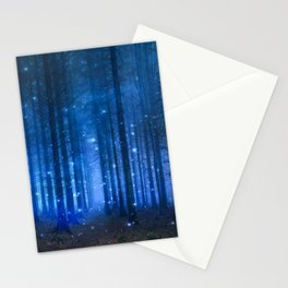 Dreamy Woods II Stationery Cards