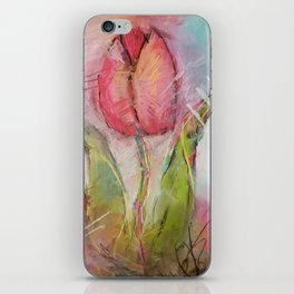 Tulip Fantasy iPhone Skin