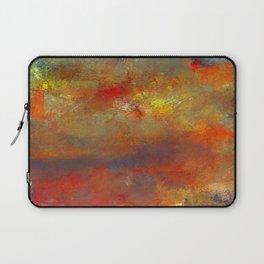 Abstract Hidden Pathways Laptop Sleeve