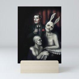 Sander Cohen Mini Art Print