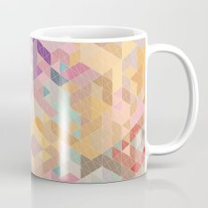 Soft Mini Triangles Coffee Mug