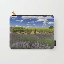 Countryside Vinyard Carry-All Pouch