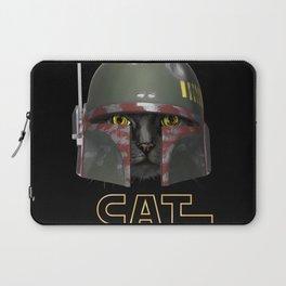 Boba Cat Wars Laptop Sleeve