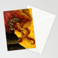 Smaug the Magnificent Stationery Cards