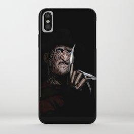 FREDDY KRUEGER! iPhone Case