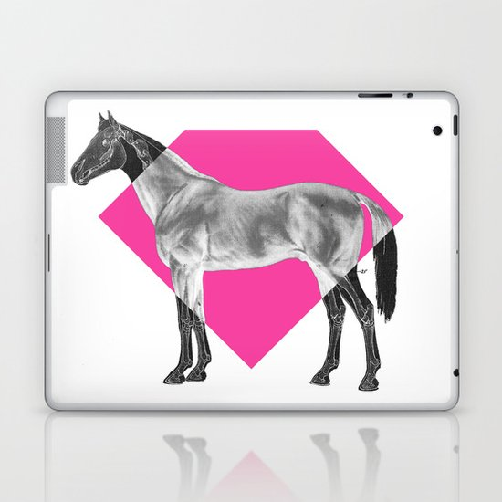 Horse Diamond Laptop & iPad Skin