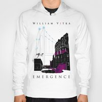 book cover Hoodies featuring Emergence - Book Cover by svitka