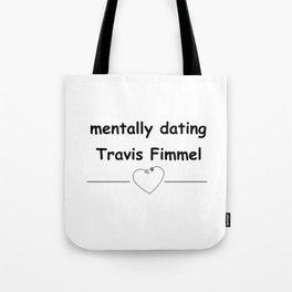 Travis Fimmel one love Tote Bag