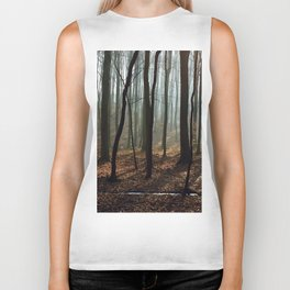 Somewhere Only We Know Biker Tank