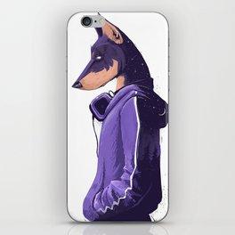 Street Dog iPhone Skin