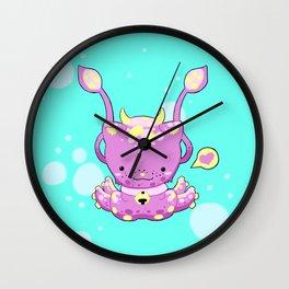 Monster Octo-Kitty Wall Clock