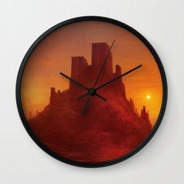 Citadel Wall Clock