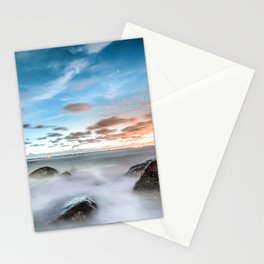 Above the mountines Stationery Cards
