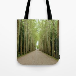 French Forest Tote Bag