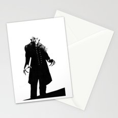 The Great Death Of Wisborg II Stationery Cards